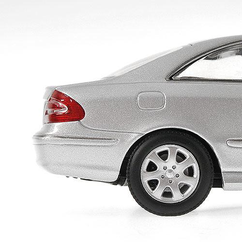 Mercedes Benz CLK Coupé -W209- (2001) Minichamps 400031424 1/43