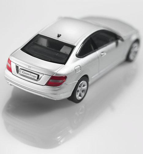 Mercedes Benz Clase C Coupé -C204- (2012) Norev B66960082 1:43
