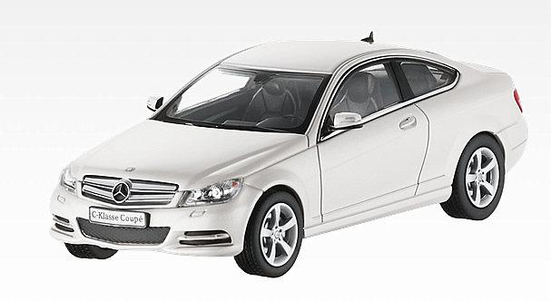 Mercedes Benz Clase C Coupé -C204- (2012) Norev B66960081 1:43