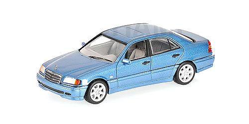 Mercedes Benz Clase C -W202- (1997) Minichamps 430037000 1/43