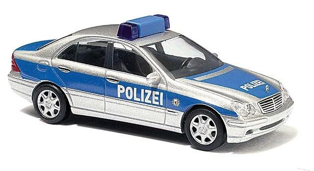 Mercedes Clase C -W203- Policía