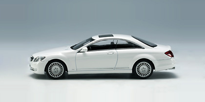 Mercedes Benz Clase CL Coupé -C216- (2007) Autoart 56243 1/43