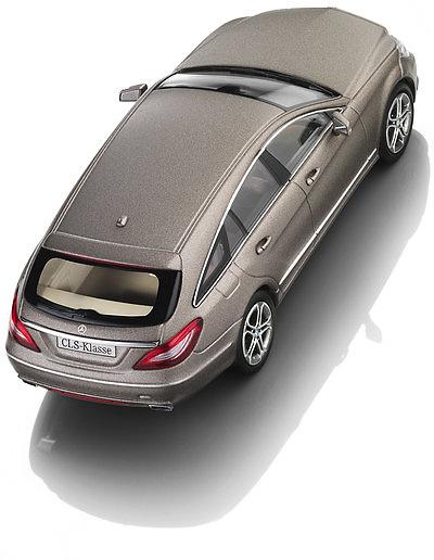 Mercedes Benz Clase CLS Shooting Brake -X218- (2012) Norev B66960114 1:43