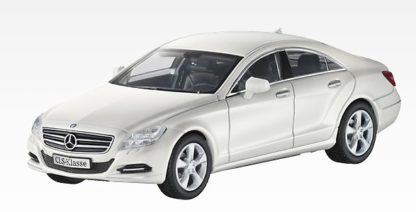 Mercedes Benz Clase CLS -W218- (2012) Norev B66961294 1:43