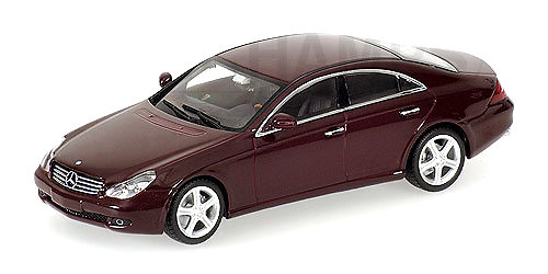 Mercedes Benz Clase CLS -W219- (2004) Minichamps 400034302 1/43