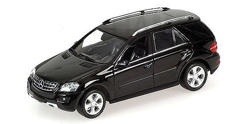 Mercedes Clase M (2007) Minichamps 400037600 1/43