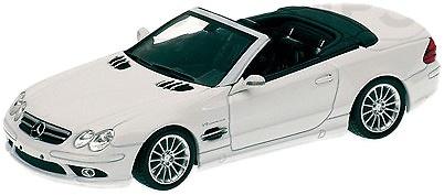 Mercedes Benz Clase SL 55 AMG -R230- (2006) Minichamps 400036170 1/43