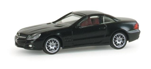 Mercedes Benz Clase SL -R230- (2008) Herpa 024105 1/87
