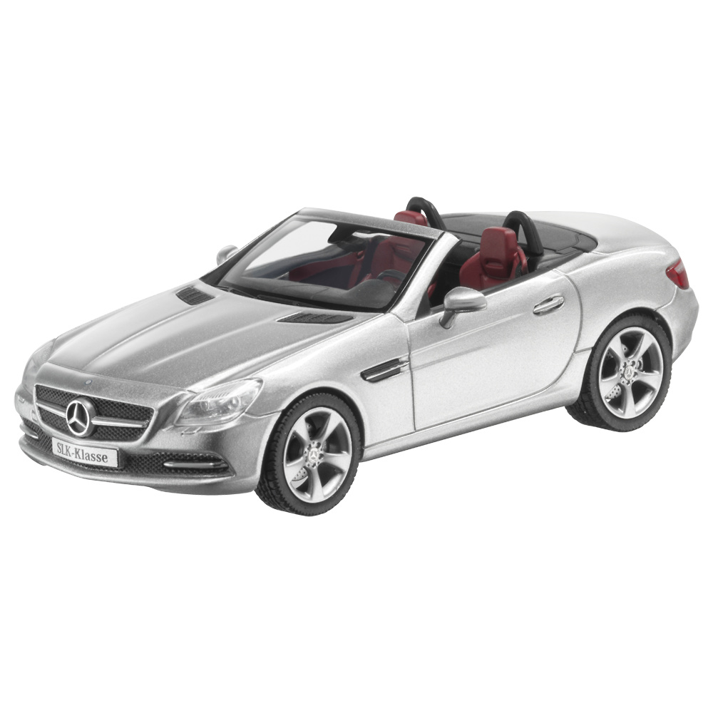 Mercedes Clase SLK -R172- (2011) Schuco B66960509 1/43