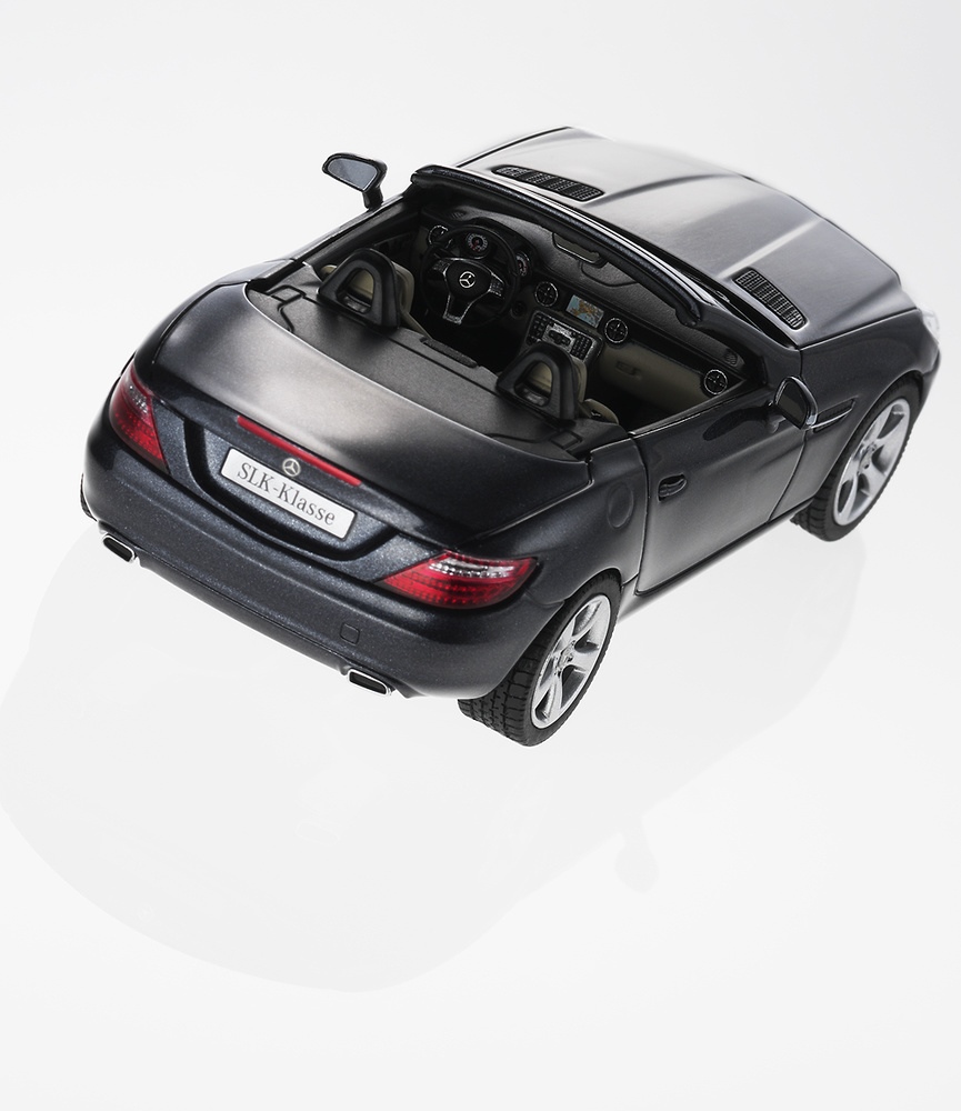 Mercedes Clase SLK -R172- (2011) Schuco B66960510 1/43