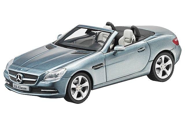 Mercedes Clase SLK -R172- (2011) Schuco B66960511 1/43