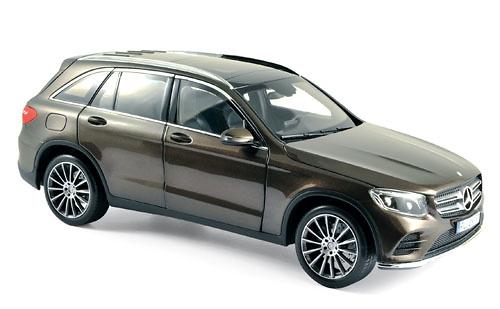 Mercedes GLC (2015) Norev 183487 1:18