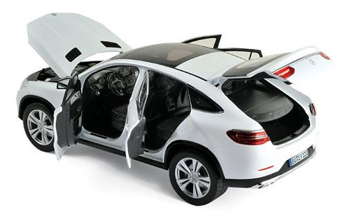 Mercedes-Benz GLE Coupé -C292- (2015) Norev 183460 1:18