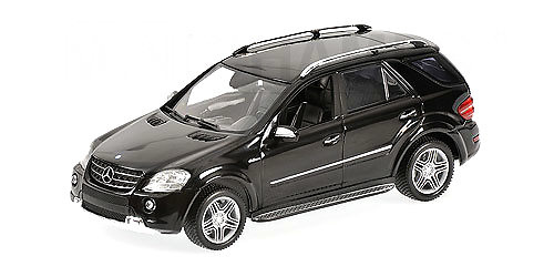 Mercedes Benz ML63 AMG -W164- (2008) Minichamps 400037670 1/43