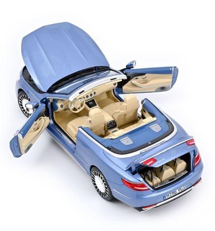 Mercedes Maybach S650 Cabriolet (2018) Norev 183471 1:18