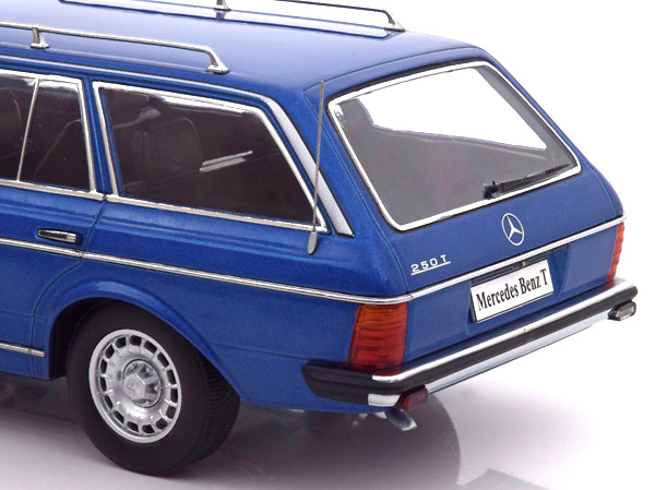 Mercedes S123 250T (1980) KK-Scale KKDC180091 1:18