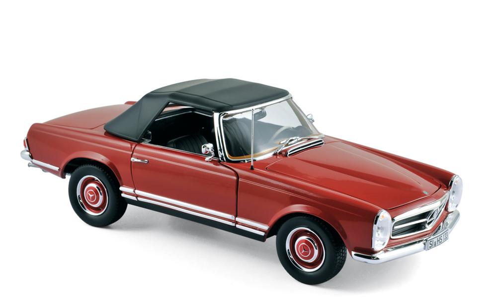 Mercedes SL280 (1969) Norev 183520 1/18