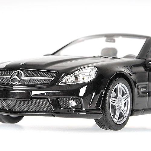 Mercedes SL63 AMG -R230- (2008) Minichamps 400037170 1/43