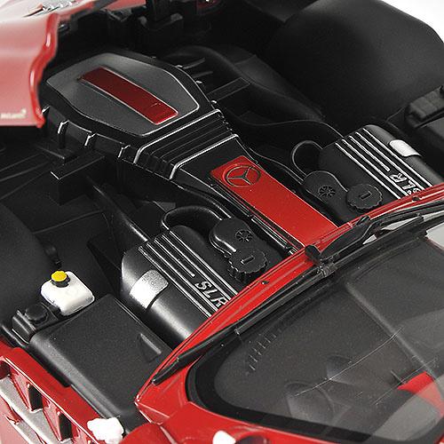 Mercedes SLR McLaren Roadster (2007) Minichamps 100037130 1/18