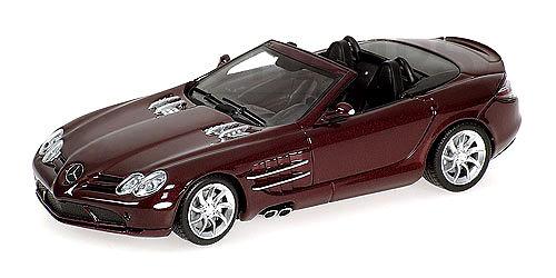 Mercedes SLR McLaren Roadster (2007) Minichamps 400037130 1/43