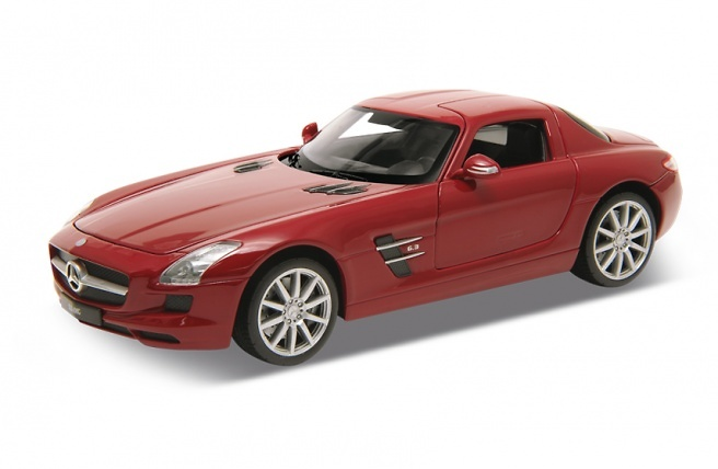 Mercedes SLS AMG -C197- (2012) Welly 24025 1:24