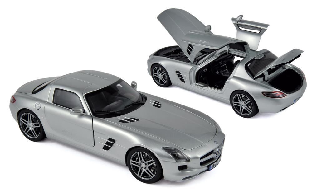 Mercedes SLS AMG Coupé (2010) Norev 183490 1:18