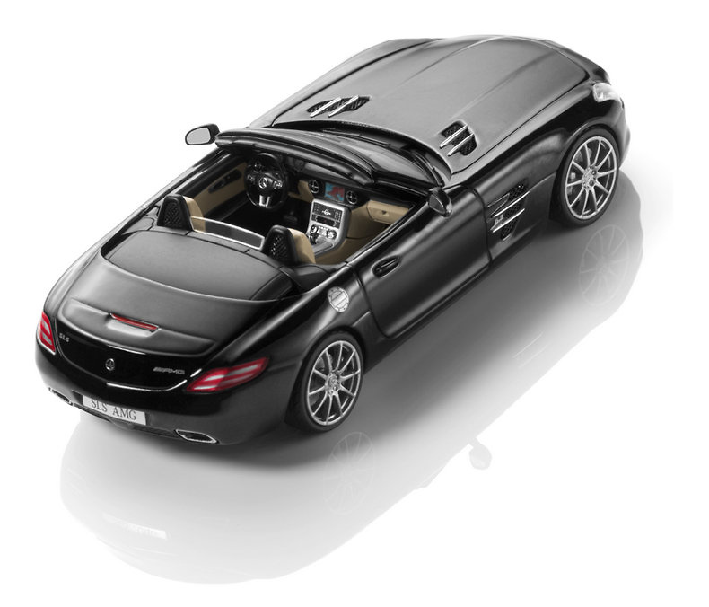 Mercedes SLS AMG Roadster (2011) Schuco B66960035 1:43
