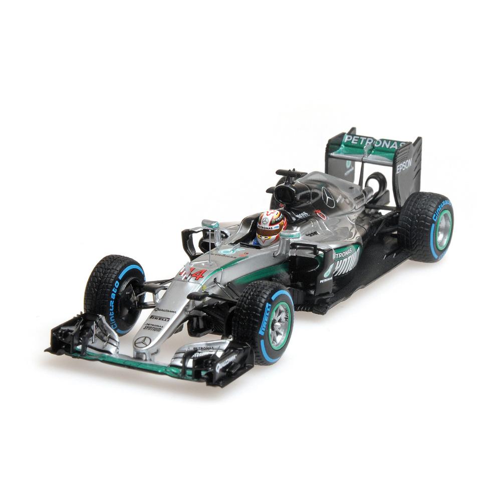 Spark S3088 Mercedes W05 ganador chino GP 2014-Lewis Hamilton Escala 1//43