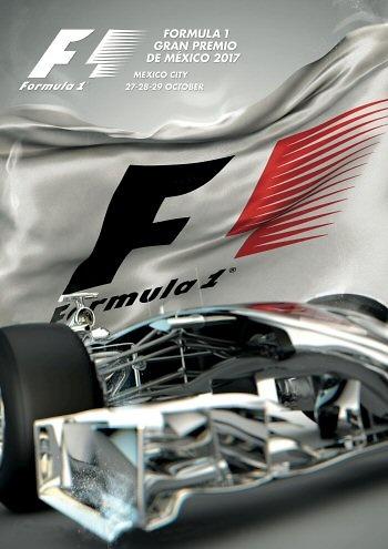 Poster del GP. F1 de México de 2017