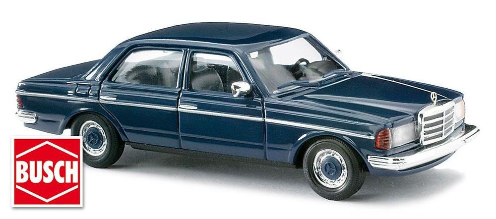 Mercedes Benz W123 Limousine (1980) Busch 46850 1/87