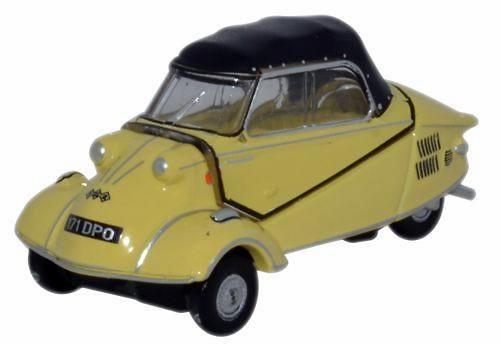Messerschmitt KR200 Cabrio (1954) Oxford 76MBC002 1/76