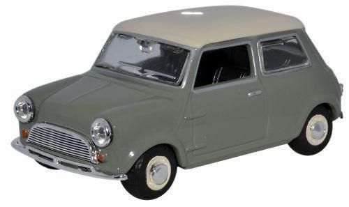 Mini (1960) Oxford MIN021 1/43