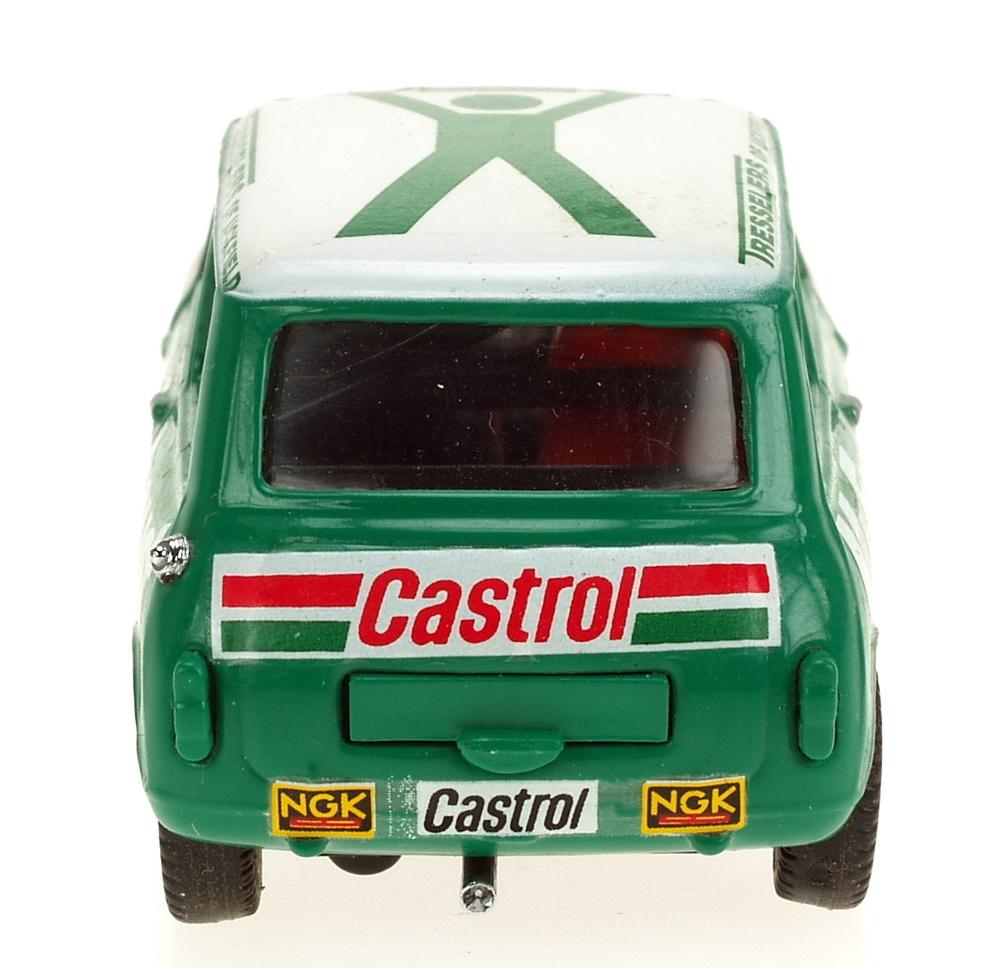 Mini 1000 Castrol (1982) Campeón Minicross Vitesse L085 1/43