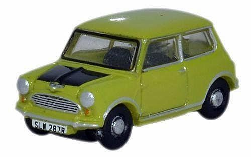 maqueta,miniatura,modelo,escala,1/148,diecast,coche,Oxford,Oxford Diecast,escala N,Mini,Austin,NMN005