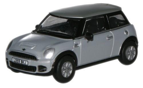 Mini BMW (2008) Oxford 76NMN004 1/76