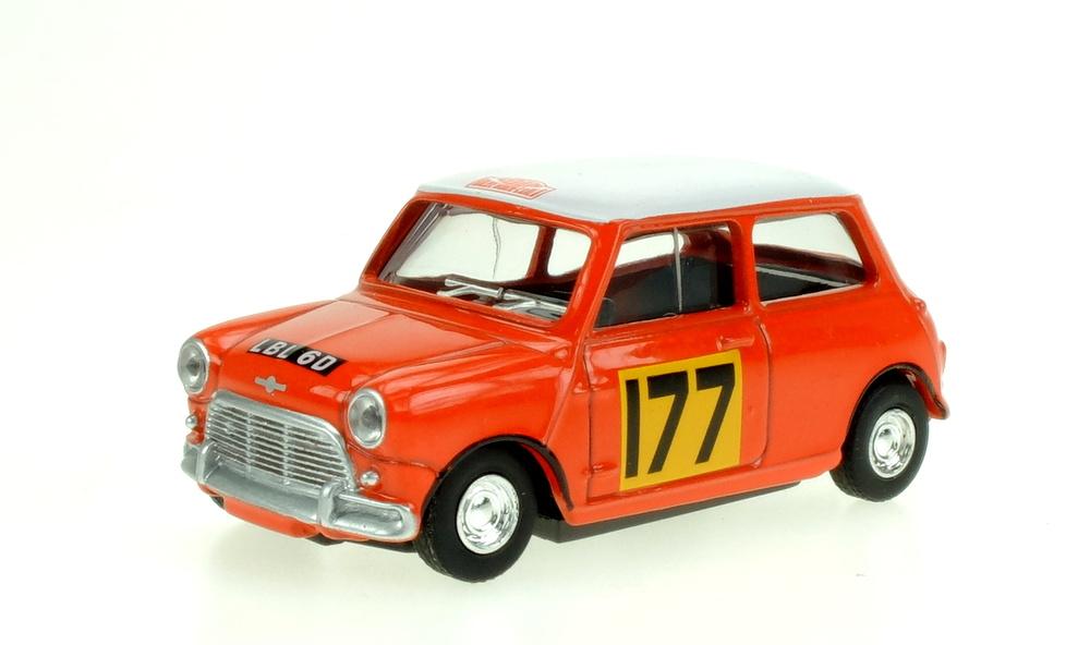 Mini Cooper nº 177