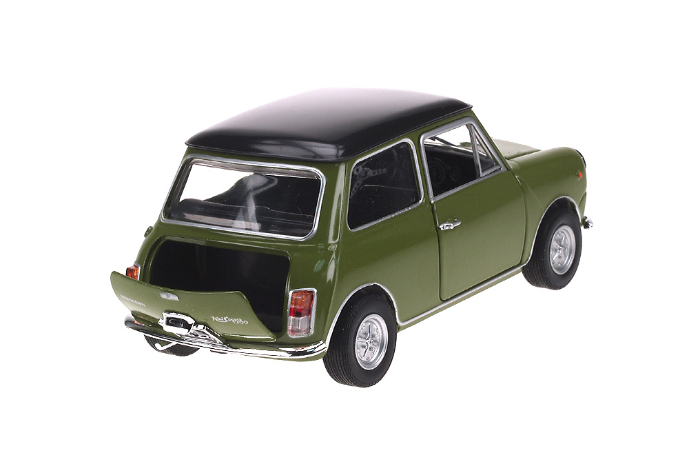 Mini Cooper 1300 Innocenti Mk3 (1972) Atlas 1:24