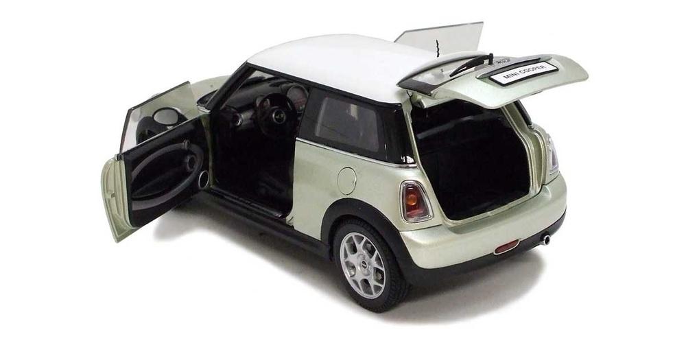 Mini Cooper BMW -R56- (2008) Kyosho 08741S 1/18
