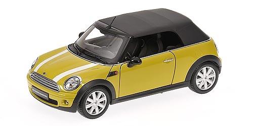 Mini Cooper Cabriolet -R57- (2009) Kyosho 08749Y 1/18