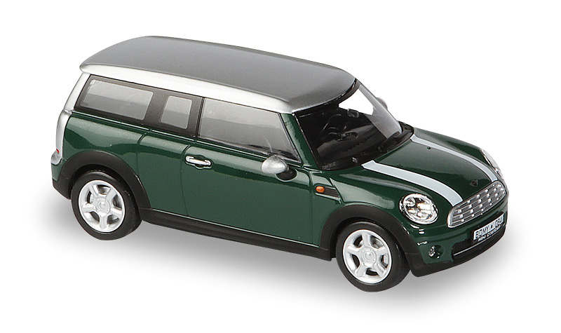 Mini Cooper Clubman (2007) Solido 421433340 1:43