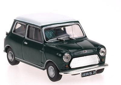Mini Cooper S (1967) RBA Entrega 03 1:43