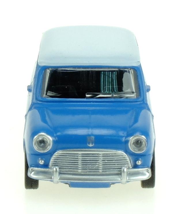 Mini Cooper S (1968) Norev 311644 1/64 (1/54)