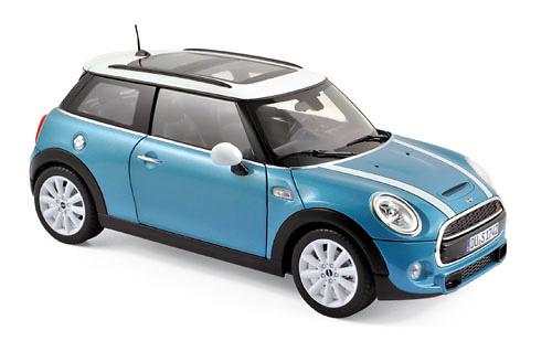 Mini Cooper S (2015) Norev 183111 1:18