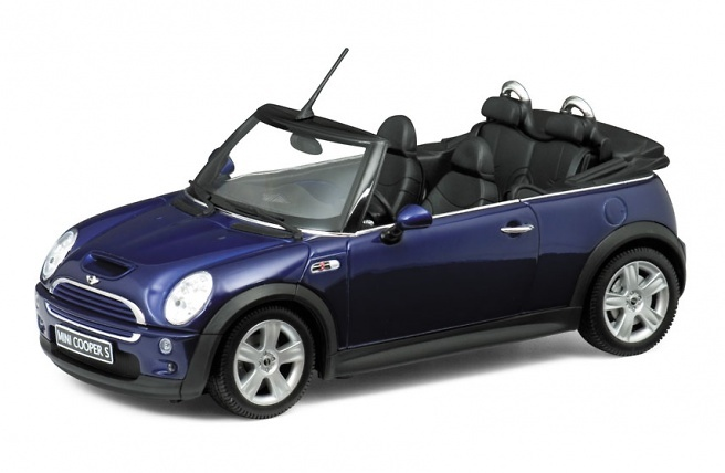 Mini Cooper S Cabriolet (2005) Welly 22461 1:24