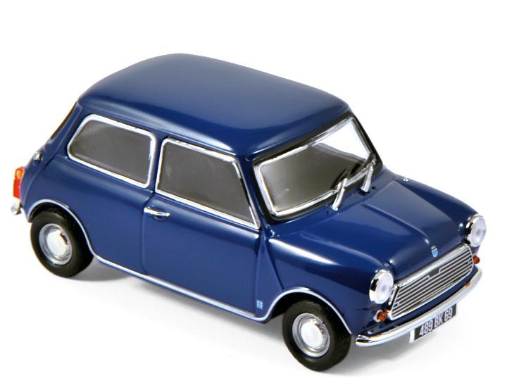 Mini Cooper S MK3 (1970) Norev 350201 1:43