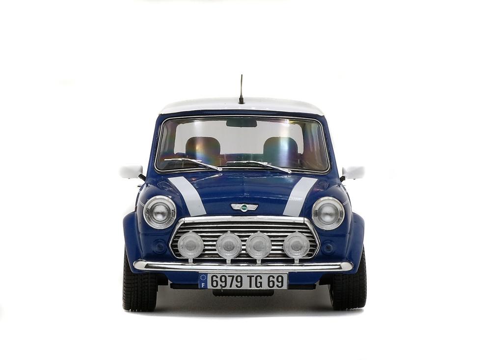 Mini Cooper Sport (1997) Solido S1800601 1/18