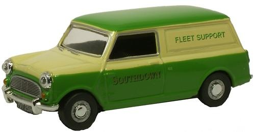 Mini Van Southdown Oxford (1970) MV028 1/43