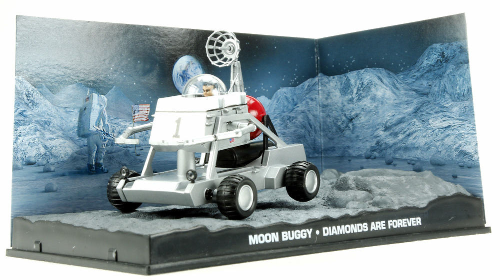 Moon Buggy (1980) James Bond
