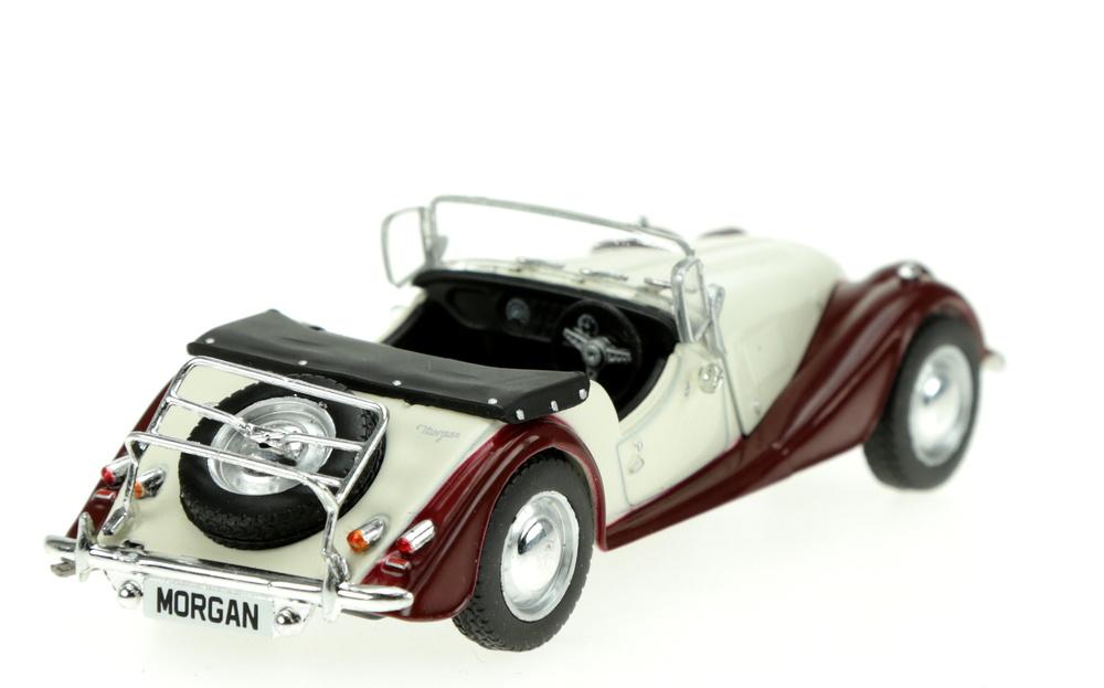 Morgan 4/4 (1990) White Box WB161 1:43