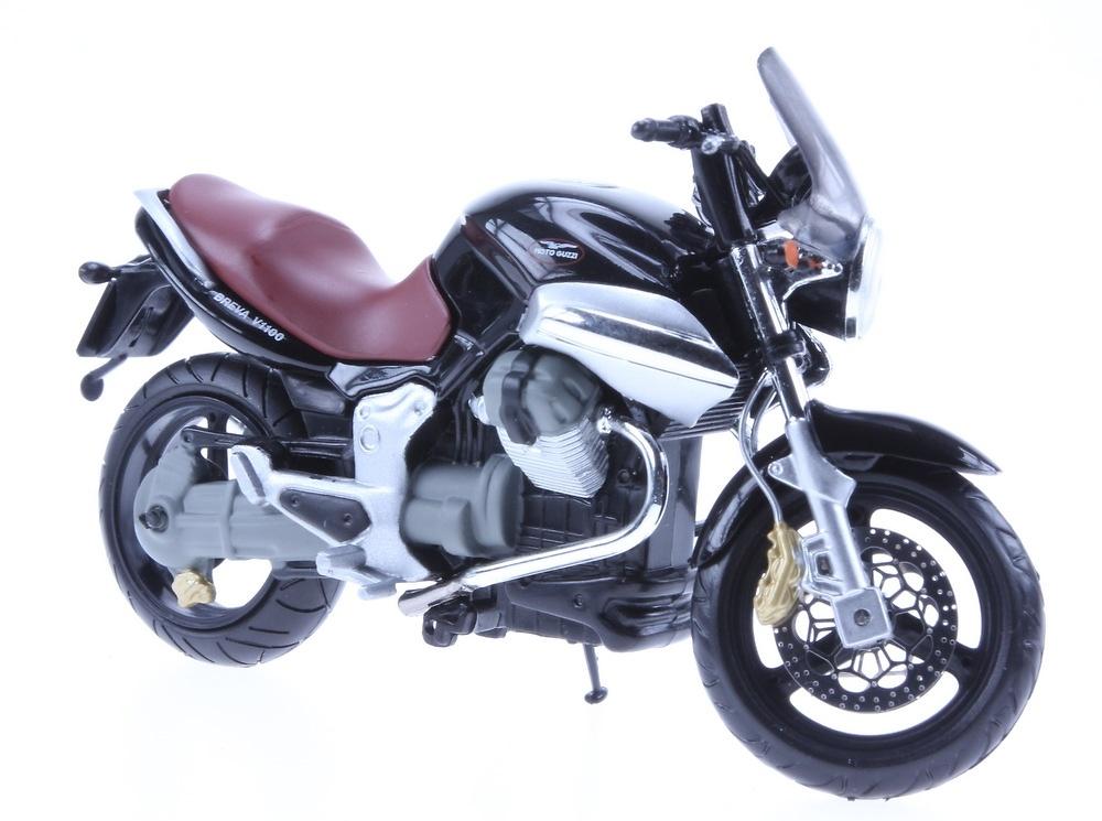 Moto Guzzi Breva 1100 (2005) Altaya LGM59 1/24